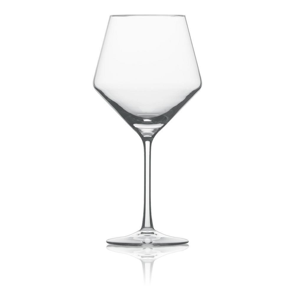 Набор из 6 бокалов для красного вина 692 мл SCHOTT ZWIESEL Pure арт. 112 421-6Бокалы и стаканы<br>Набор из 6 бокалов для красного вина 692 мл SCHOTT ZWIESEL Pure арт. 112 421-7<br><br>вид упаковки: подарочнаявысота (см): 23.4диаметр (см): 11.4материал: хрустальное стеклоназначение: для красного винаобъем (мл): 692предметов в наборе (штук): 6страна: Германия<br>Коллекция Pure с оригинальным дизайном чаши, напоминающей королевский кубок — прекрасная идея для сервировки праздничного стола. Наборы рюмок, винных бокалов, стаканов для воды и виски, а также фужеров для шампанского, выполненные в едином стиле, придадут столу торжественность и величие.<br>Геометрия линий придает изделиям особую привлекательность и позволяет напиткам «дышать», постепенно раскрывая букет вкуса и аромата.<br>Интересная форма сужающихся к верху бокалов с четкими геометрическими линиями не только придает изделиям особую привлекательность, но и позволяет напиткам «дышать», постепенно раскрывая букет вкуса и аромата.<br>Серия Pure, изготовленная из хрустального стекла, привлекает внимание безупречной прозрачностью и уникальным блеском. Изделия этой серии не только восхищают великолепными формами, но и радуют своих хозяев прочностью и долговечностью.<br>Официальный продавец SCHOTT ZWIESEL<br>