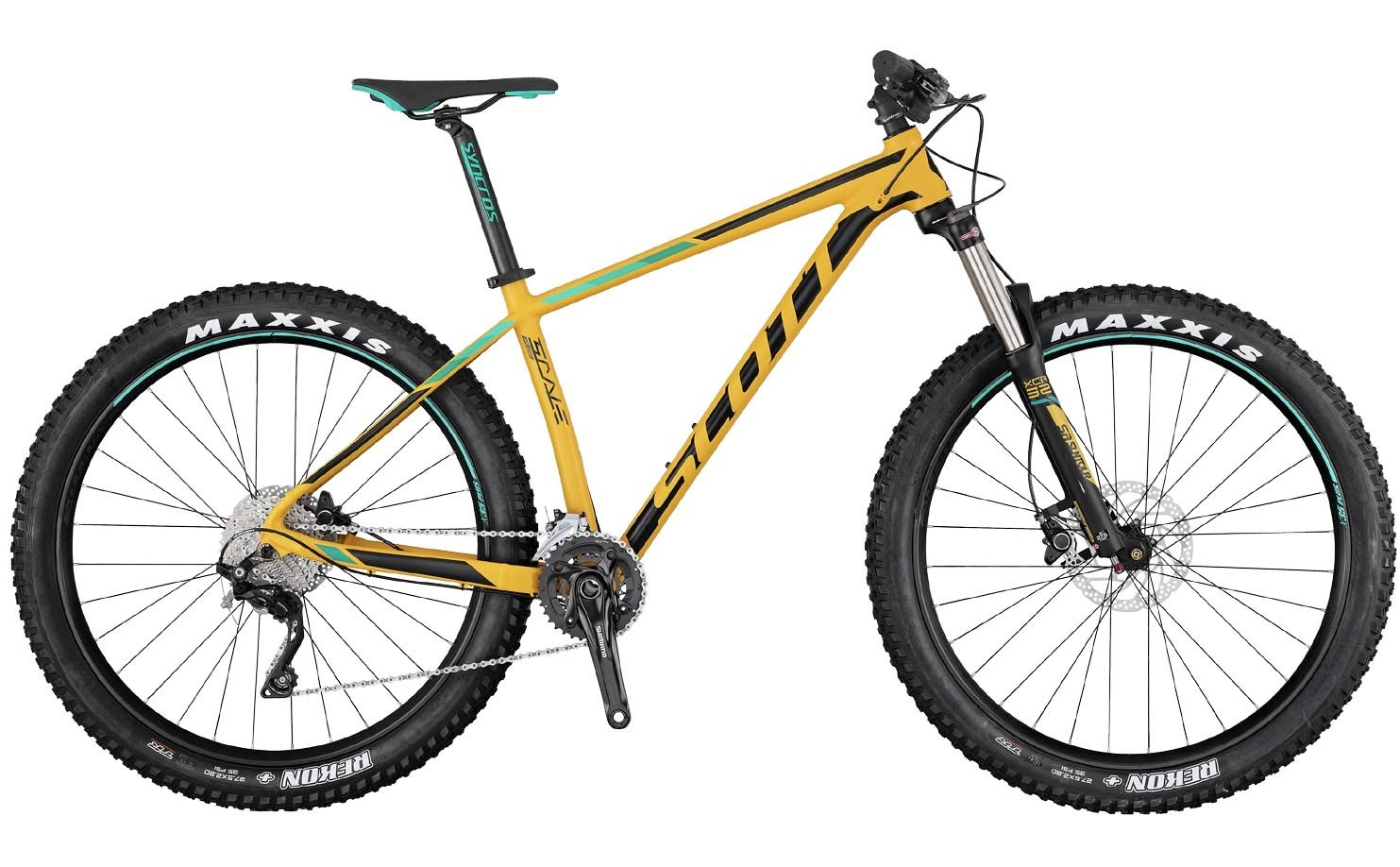 Scott Scale 730 Plus (2017)Горные<br><br>