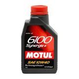 MOTUL 6100 10W-40 Synergie + Полусинтетическое моторное масло