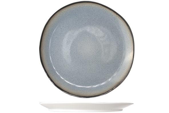 Блюдце 13,5 см COSY&amp;TRENDY Fez blue 7876173Новинки<br>Блюдце 13,5 см COSY&amp;TRENDY Fez blue 7876173<br><br>Эта коллекция из каменной керамики поражает удивительным цветом, текстурой и формой. Насыщенный темно-синий оттенок с волнистым рельефом погружают в песчаную лагуну. Органические края для дополнительного дизайна. Коллекция FEZ Blue воссоздает исключительный внешний вид приготовленных блюд.<br>