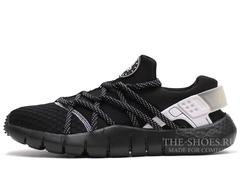Кроссовки Мужские Nike Air Huarache NM Black