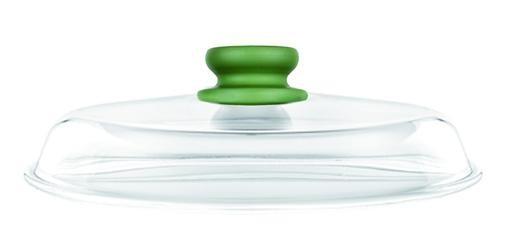 Крышка стеклянная Risoli Dr Green 28см 00200DR/2800Крышки<br><br>