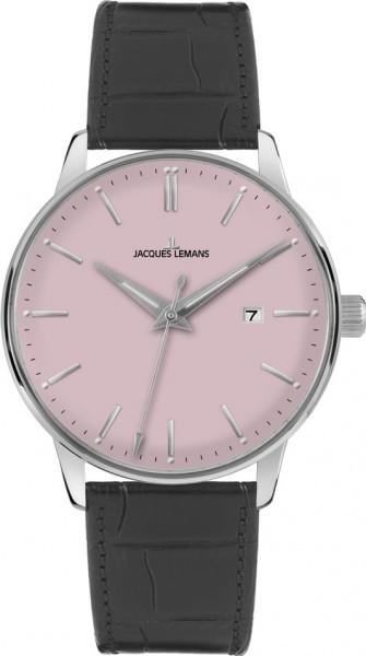 Jacques Lemans N-213F - мужские наручные часы из коллекции ClassicJacques Lemans<br><br><br>Бренд: Jacques Lemans<br>Модель: Jacques Lemans N-213F<br>Артикул: N-213F<br>Вариант артикула: None<br>Коллекция: Classic<br>Подколлекция: None<br>Страна: Австрия<br>Пол: мужские<br>Тип механизма: кварцевые<br>Механизм: None<br>Количество камней: None<br>Автоподзавод: None<br>Источник энергии: от батарейки<br>Срок службы элемента питания: None<br>Дисплей: стрелки<br>Цифры: отсутствуют<br>Водозащита: WR 5<br>Противоударные: None<br>Материал корпуса: нерж. сталь<br>Материал браслета: кожа<br>Материал безеля: None<br>Стекло: органическое<br>Антибликовое покрытие: None<br>Цвет корпуса: None<br>Цвет браслета: None<br>Цвет циферблата: None<br>Цвет безеля: None<br>Размеры: 42 мм<br>Диаметр: None<br>Диаметр корпуса: None<br>Толщина: None<br>Ширина ремешка: None<br>Вес: None<br>Спорт-функции: None<br>Подсветка: стрелок<br>Вставка: None<br>Отображение даты: число<br>Хронограф: None<br>Таймер: None<br>Термометр: None<br>Хронометр: None<br>GPS: None<br>Радиосинхронизация: None<br>Барометр: None<br>Скелетон: None<br>Дополнительная информация: None<br>Дополнительные функции: None