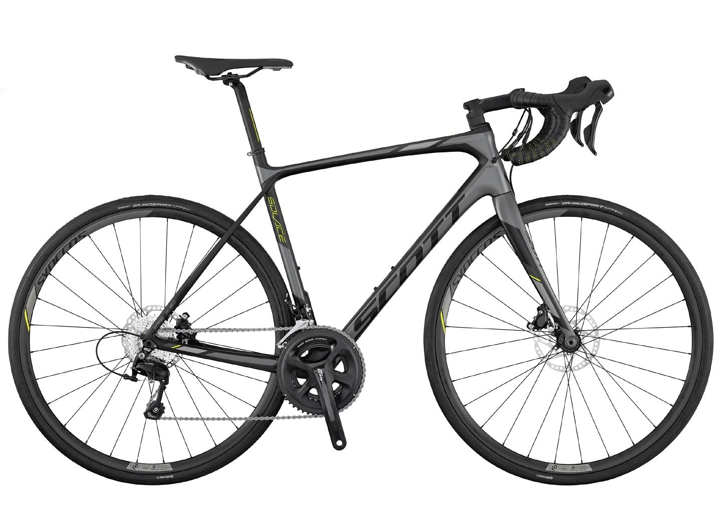Scott Solace 20 disc (2017)Шоссейные<br><br>