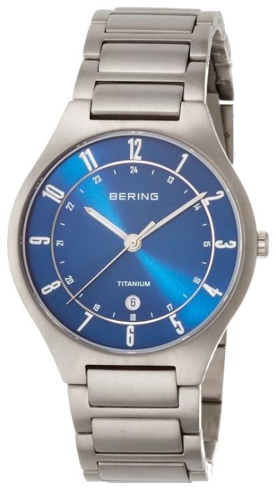 Bering 11739-707 - мужские наручные часыBering<br>мужские, сапфировое стекло, корпус из титана,  браслет из титана, циферблат синего цвета<br><br>Бренд: Bering<br>Модель: Bering 11739-707<br>Артикул: 11739-707<br>Вариант артикула: ber-11739-707<br>Коллекция: None<br>Подколлекция: None<br>Страна: Дания<br>Пол: мужские<br>Тип механизма: кварцевые<br>Механизм: None<br>Количество камней: None<br>Автоподзавод: None<br>Источник энергии: от батарейки<br>Срок службы элемента питания: None<br>Дисплей: стрелки<br>Цифры: арабские<br>Водозащита: WR 50<br>Противоударные: None<br>Материал корпуса: титан<br>Материал браслета: титан<br>Материал безеля: None<br>Стекло: сапфировое<br>Антибликовое покрытие: None<br>Цвет корпуса: None<br>Цвет браслета: None<br>Цвет циферблата: None<br>Цвет безеля: None<br>Размеры: 39 мм<br>Диаметр: None<br>Диаметр корпуса: None<br>Толщина: None<br>Ширина ремешка: None<br>Вес: None<br>Спорт-функции: None<br>Подсветка: стрелок<br>Вставка: None<br>Отображение даты: число<br>Хронограф: None<br>Таймер: None<br>Термометр: None<br>Хронометр: None<br>GPS: None<br>Радиосинхронизация: None<br>Барометр: None<br>Скелетон: None<br>Дополнительная информация: None<br>Дополнительные функции: None