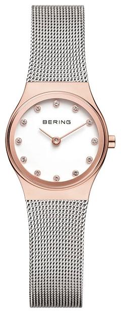 Bering 12924-064 - женские наручные часыBering<br>миланский браслет,  сапфировое стекло, корпус из нерж. стали с покрытием pvd цвета розового золота, браслет из нерж. стали, циферблат белого цвета с кристаллами swarovski<br><br>Бренд: Bering<br>Модель: Bering 12924-064<br>Артикул: 12924-064<br>Вариант артикула: ber-12924-064<br>Коллекция: None<br>Подколлекция: None<br>Страна: Дания<br>Пол: женские<br>Тип механизма: кварцевые<br>Механизм: None<br>Количество камней: None<br>Автоподзавод: None<br>Источник энергии: от батарейки<br>Срок службы элемента питания: None<br>Дисплей: стрелки<br>Цифры: отсутствуют<br>Водозащита: WR 30<br>Противоударные: None<br>Материал корпуса: нерж. сталь, IP покрытие (полное)<br>Материал браслета: нерж. сталь<br>Материал безеля: None<br>Стекло: сапфировое<br>Антибликовое покрытие: None<br>Цвет корпуса: None<br>Цвет браслета: None<br>Цвет циферблата: None<br>Цвет безеля: None<br>Размеры: 24 мм<br>Диаметр: None<br>Диаметр корпуса: None<br>Толщина: None<br>Ширина ремешка: None<br>Вес: None<br>Спорт-функции: None<br>Подсветка: None<br>Вставка: кристаллы Swarovski<br>Отображение даты: None<br>Хронограф: None<br>Таймер: None<br>Термометр: None<br>Хронометр: None<br>GPS: None<br>Радиосинхронизация: None<br>Барометр: None<br>Скелетон: None<br>Дополнительная информация: None<br>Дополнительные функции: None