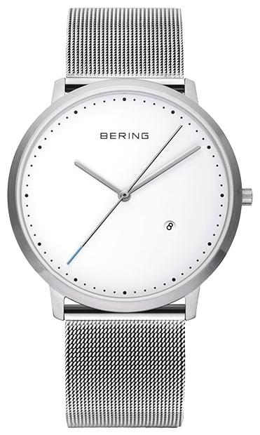 Bering 11139-004 - унисекс наручные часыBering<br>мужские, сапфировое стекло, корпус из нерж. стали,  миланский браслет из стали, циферблат белого цвета, центральная секундная стрелка, с числовым календарем<br><br>Бренд: Bering<br>Модель: Bering 11139-004<br>Артикул: 11139-004<br>Вариант артикула: ber-11139-004<br>Коллекция: None<br>Подколлекция: None<br>Страна: Дания<br>Пол: унисекс<br>Тип механизма: кварцевые<br>Механизм: None<br>Количество камней: None<br>Автоподзавод: None<br>Источник энергии: от батарейки<br>Срок службы элемента питания: None<br>Дисплей: стрелки<br>Цифры: отсутствуют<br>Водозащита: WR 30<br>Противоударные: None<br>Материал корпуса: нерж. сталь<br>Материал браслета: нерж. сталь<br>Материал безеля: None<br>Стекло: сапфировое<br>Антибликовое покрытие: None<br>Цвет корпуса: None<br>Цвет браслета: None<br>Цвет циферблата: None<br>Цвет безеля: None<br>Размеры: 39 мм<br>Диаметр: None<br>Диаметр корпуса: None<br>Толщина: None<br>Ширина ремешка: None<br>Вес: None<br>Спорт-функции: None<br>Подсветка: None<br>Вставка: None<br>Отображение даты: число<br>Хронограф: None<br>Таймер: None<br>Термометр: None<br>Хронометр: None<br>GPS: None<br>Радиосинхронизация: None<br>Барометр: None<br>Скелетон: None<br>Дополнительная информация: None<br>Дополнительные функции: None