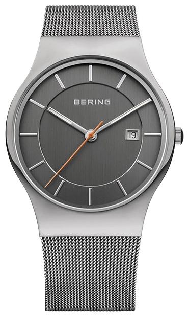 Bering 11938-007 - мужские наручные часыBering<br>мужские, сапфировое стекло, корпус из нерж. стали ,  браслет  из нерж. стали  , циферблат серого цвета, центральная секундная стрелка, с числовым календарем<br><br>Бренд: Bering<br>Модель: Bering 11938-007<br>Артикул: 11938-007<br>Вариант артикула: ber-11938-007<br>Коллекция: None<br>Подколлекция: None<br>Страна: Дания<br>Пол: мужские<br>Тип механизма: кварцевые<br>Механизм: None<br>Количество камней: None<br>Автоподзавод: None<br>Источник энергии: от батарейки<br>Срок службы элемента питания: None<br>Дисплей: стрелки<br>Цифры: отсутствуют<br>Водозащита: WR 30<br>Противоударные: None<br>Материал корпуса: нерж. сталь<br>Материал браслета: нерж. сталь<br>Материал безеля: None<br>Стекло: сапфировое<br>Антибликовое покрытие: None<br>Цвет корпуса: None<br>Цвет браслета: None<br>Цвет циферблата: None<br>Цвет безеля: None<br>Размеры: 38 мм<br>Диаметр: None<br>Диаметр корпуса: None<br>Толщина: None<br>Ширина ремешка: None<br>Вес: None<br>Спорт-функции: None<br>Подсветка: стрелок<br>Вставка: None<br>Отображение даты: число<br>Хронограф: None<br>Таймер: None<br>Термометр: None<br>Хронометр: None<br>GPS: None<br>Радиосинхронизация: None<br>Барометр: None<br>Скелетон: None<br>Дополнительная информация: None<br>Дополнительные функции: None