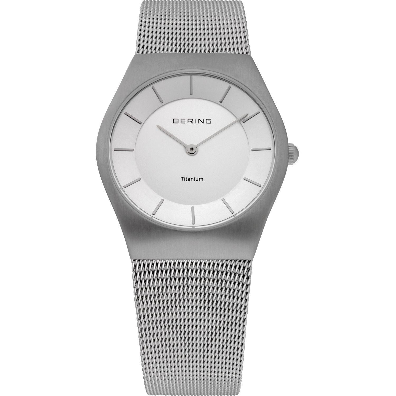 Bering 11935-000 - мужские наручные часы из коллекции TitaniumBering<br>сапфировое стекло, корпус из титана,  браслет  из нерж. стали, циферблат белого цвета<br><br>Бренд: Bering<br>Модель: Bering 11935-000<br>Артикул: 11935-000<br>Вариант артикула: ber-11935-000<br>Коллекция: Titanium<br>Подколлекция: None<br>Страна: Дания<br>Пол: мужские<br>Тип механизма: кварцевые<br>Механизм: None<br>Количество камней: None<br>Автоподзавод: None<br>Источник энергии: от батарейки<br>Срок службы элемента питания: None<br>Дисплей: стрелки<br>Цифры: отсутствуют<br>Водозащита: WR 50<br>Противоударные: None<br>Материал корпуса: титан<br>Материал браслета: нерж. сталь<br>Материал безеля: None<br>Стекло: сапфировое<br>Антибликовое покрытие: None<br>Цвет корпуса: серебристый<br>Цвет браслета: серебрянный<br>Цвет циферблата: None<br>Цвет безеля: None<br>Размеры: 35 мм<br>Диаметр: 35 мм<br>Диаметр корпуса: None<br>Толщина: None<br>Ширина ремешка: None<br>Вес: None<br>Спорт-функции: None<br>Подсветка: None<br>Вставка: None<br>Отображение даты: None<br>Хронограф: None<br>Таймер: None<br>Термометр: None<br>Хронометр: None<br>GPS: None<br>Радиосинхронизация: None<br>Барометр: None<br>Скелетон: None<br>Дополнительная информация: None<br>Дополнительные функции: None