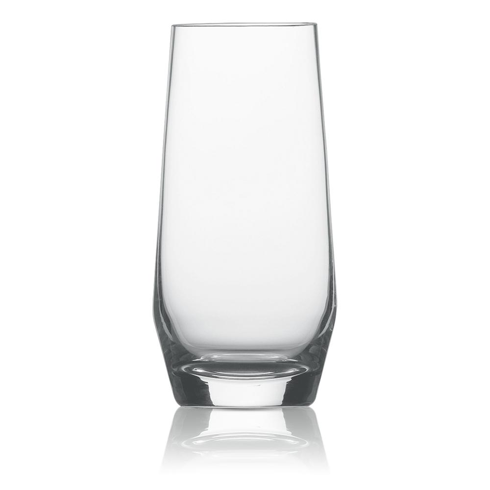 Набор из 6 стаканов для коктейля 542 мл SCHOTT ZWIESEL Pure арт. 112 419-6Бокалы и стаканы<br>Набор из 6 стаканов для коктейля 542 мл SCHOTT ZWIESEL Pure арт. 112 419-7<br><br>вид упаковки: подарочнаявысота (см): 16.5диаметр (см): 8.0материал: хрустальное стеклоназначение: для коктейляобъем (мл): 542предметов в наборе (штук): 6страна: Германия<br>Коллекция Pure с оригинальным дизайном чаши, напоминающей королевский кубок — прекрасная идея для сервировки праздничного стола. Наборы рюмок, винных бокалов, стаканов для воды и виски, а также фужеров для шампанского, выполненные в едином стиле, придадут столу торжественность и величие.<br>Геометрия линий придает изделиям особую привлекательность и позволяет напиткам «дышать», постепенно раскрывая букет вкуса и аромата.<br>Интересная форма сужающихся к верху бокалов с четкими геометрическими линиями не только придает изделиям особую привлекательность, но и позволяет напиткам «дышать», постепенно раскрывая букет вкуса и аромата.<br>Серия Pure, изготовленная из хрустального стекла, привлекает внимание безупречной прозрачностью и уникальным блеском. Изделия этой серии не только восхищают великолепными формами, но и радуют своих хозяев прочностью и долговечностью.<br>