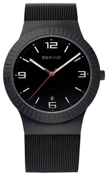 Bering 10938-222 - мужские наручные часы из коллекции ClassicBering<br>мужские, сапфировое стекло, корпус из титана с покрытием pvd черного цвета , браслет  из нерж. стали с покрытием pvd черного цвета , циферблат антрацитового цвета, центральная секундная стрелка, с числовым календарем<br><br>Бренд: Bering<br>Модель: Bering 10938-222<br>Артикул: 10938-222<br>Вариант артикула: ber-10938-222<br>Коллекция: Classic<br>Подколлекция: None<br>Страна: Дания<br>Пол: мужские<br>Тип механизма: кварцевые<br>Механизм: None<br>Количество камней: None<br>Автоподзавод: None<br>Источник энергии: от батарейки<br>Срок службы элемента питания: None<br>Дисплей: стрелки<br>Цифры: арабские<br>Водозащита: WR 50<br>Противоударные: None<br>Материал корпуса: титан, PVD покрытие (полное)<br>Материал браслета: нерж. сталь, PVD покрытие (полное)<br>Материал безеля: None<br>Стекло: сапфировое<br>Антибликовое покрытие: None<br>Цвет корпуса: None<br>Цвет браслета: None<br>Цвет циферблата: None<br>Цвет безеля: None<br>Размеры: 38 мм<br>Диаметр: None<br>Диаметр корпуса: None<br>Толщина: None<br>Ширина ремешка: None<br>Вес: None<br>Спорт-функции: None<br>Подсветка: стрелок<br>Вставка: None<br>Отображение даты: число<br>Хронограф: None<br>Таймер: None<br>Термометр: None<br>Хронометр: None<br>GPS: None<br>Радиосинхронизация: None<br>Барометр: None<br>Скелетон: None<br>Дополнительная информация: None<br>Дополнительные функции: None