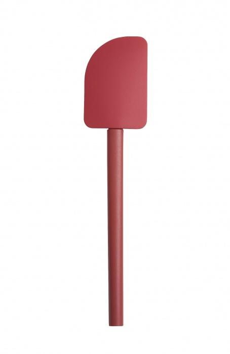 Лопатка кондитерская 29см ZONE GOURMET CONFETTI 332041Скидки на товары для кухни<br>Кухонная лопатка для приготовления выпечки. Материал изготовления - нейлон. Используется в кондитерском деле. Лопатка теплостойкая (до двухсот градусов) Дизайн простой, скандинавский.<br>