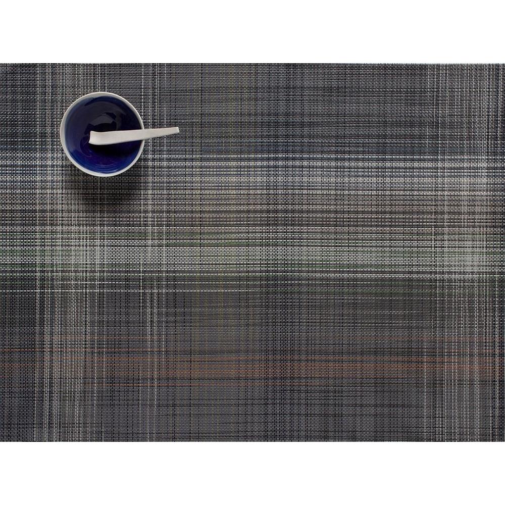 Салфетка подстановочная, винил, (36х48), GREY CHILEWICH Plaid арт. 100411-001Сервировка стола<br>длина (см):48материал:винилпредметов в наборе (штук):1страна:СШАширина (см):36.0<br>Официальный продавец CHILEWICH<br>