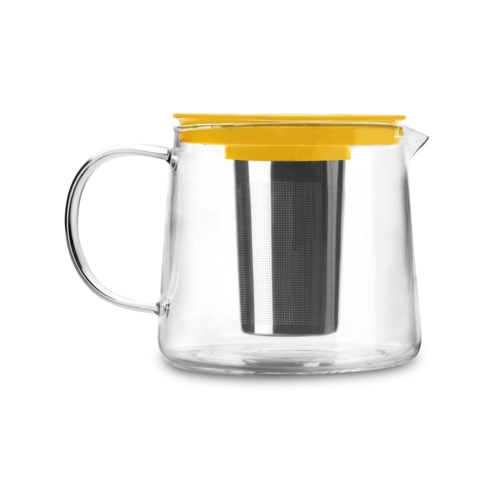 Чайник для кипячения и заваривания, стеклянный с фильтром 1,0 л IBILI Kristall арт. 622910Чайники заварочные<br>вид упаковки:подарочнаякрышка:естьматериал:стеклообъем (л):1.00предметов в наборе (штук):1ручки:фиксированныестрана:Испаниятип варочной поверхности:все типы поверхностей, кроме индукционной<br><br>В этом стильном чайнике вы сможете легко и быстро заварить ваш любимый напиток и наслаждаться его насыщенным цветом сквозь стеклянные стенки. При этом удобная ручка чайника всегда остается холодной, а его носик сконструирован таким образом, что при наклоне ни одна капля не прольется мимо чашки.<br>Объемы френч-прессов этой серии 600 и 800 мл позволяют устроить домашнее чаепитие для всей семьи, а также угостить ароматным свежезаваренным напитком своих гостей. А благодаря элегантному классическому дизайну чайник способен стать достойным элементов сервировки любого стола, как повседневного, так и праздничного.<br>Официальный продавец IBILI<br>