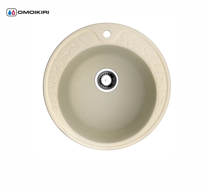 Кухонная мойка из искусственного гранита (Artgranit) OMOIKIRI Tovada 51-BE (4993363)Кухонные мойки из искусственного гранита<br>Кухонная мойка из искусственного гранита (Artgranit) OMOIKIRI Tovada 51-BE (4993363)<br><br><br><br><br><br>Преимущества моек из Artgranit<br><br><br><br><br><br><br><br><br>Устойчива к царапинам<br>Устойчива к ударам<br>Не впитывает запахи<br>Не окрашивается от продуктов<br><br><br><br><br>«Artgranit» – создан на основе твердых частиц кварца и гранита, а также прочного связующего полимера.<br>Благодаря прочности и устойчивости кварца к различным природным и химическим воздействиям, данный материал стал незаменимым в различных отраслях, в том числе и в производстве моек.<br>Мойки из «Artgranit» устойчивы к любым механическим повреждениям: деформациям, сколам, царапинам.<br>В составе гранитных моек «Artgranit» пристутствуют специальные антибактериальные защитные комплексы с ионами серебра.<br>Мойки из материала «Artgranit» устойчивы к термическим воздействиям и достойно выдерживают температурные перепады.<br>За время использования Ваша мойка не потеряет свой первоначальный цвет благодаря применению инновационной технологии пигментации кварцевого песка, а не связующего компонента в специальных печах при температуре более 600 градусов.<br>Комплектация:<br><br>крепления;<br>донный клапан (автоматический донный клапан приобретается отдельно);<br>сифон.<br><br><br><br><br><br>Руководство по монтажу<br><br><br><br>Официальный сертифицированный продавец OMOIKIRI™<br>
