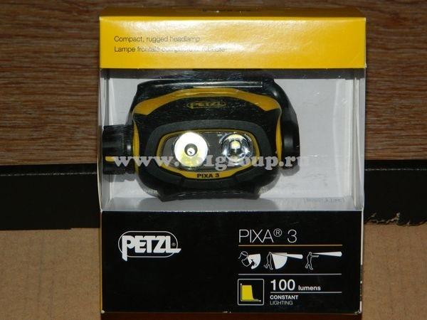 светодиодный фонарь Petzl PIXA 3 цена