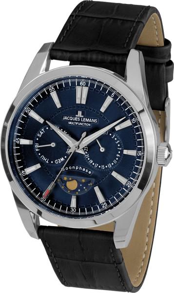 Jacques Lemans 1-1901B - мужские наручные часы из коллекции MoonphaseJacques Lemans<br><br><br>Бренд: Jacques Lemans<br>Модель: Jacques Lemans 1-1901B<br>Артикул: 1-1901B<br>Вариант артикула: None<br>Коллекция: Moonphase<br>Подколлекция: None<br>Страна: Австрия<br>Пол: мужские<br>Тип механизма: кварцевые<br>Механизм: None<br>Количество камней: None<br>Автоподзавод: None<br>Источник энергии: None<br>Срок службы элемента питания: None<br>Дисплей: None<br>Цифры: None<br>Водозащита: WR 10<br>Противоударные: None<br>Материал корпуса: None<br>Материал браслета: None<br>Материал безеля: None<br>Стекло: Crystex<br>Антибликовое покрытие: None<br>Цвет корпуса: None<br>Цвет браслета: None<br>Цвет циферблата: None<br>Цвет безеля: None<br>Размеры: None<br>Диаметр: None<br>Диаметр корпуса: None<br>Толщина: None<br>Ширина ремешка: None<br>Вес: None<br>Спорт-функции: None<br>Подсветка: None<br>Вставка: None<br>Отображение даты: None<br>Хронограф: None<br>Таймер: None<br>Термометр: None<br>Хронометр: None<br>GPS: None<br>Радиосинхронизация: None<br>Барометр: None<br>Скелетон: None<br>Дополнительная информация: None<br>Дополнительные функции: None