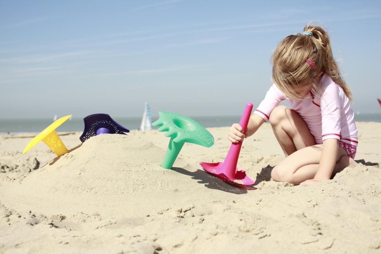 Грабли для пляжа