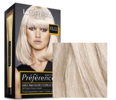 Краска для волос лореаль блонд палитра цветов