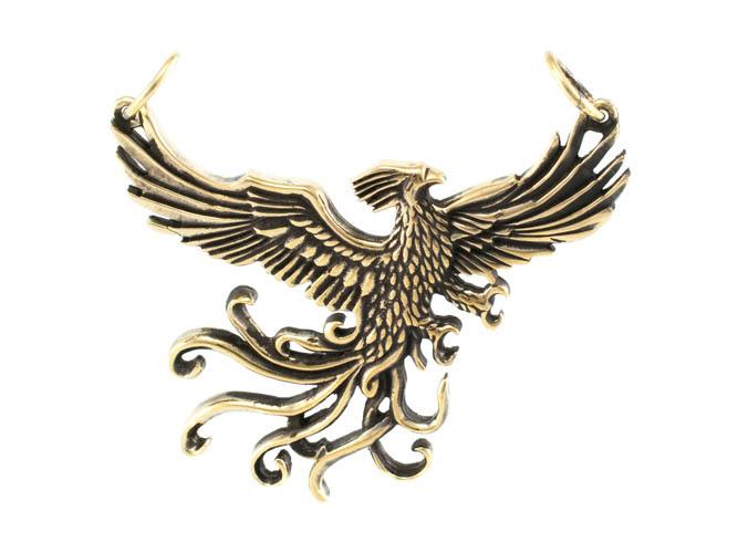 The Phoenix Bird is a Symbol of Lucifer
