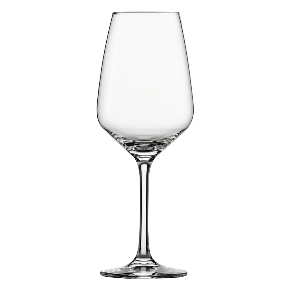 Набор из 6 фужеров для белого вина 356 мл SCHOTT ZWIESEL Taste арт. 115 670-6Бокалы и стаканы<br>Набор из 6 фужеров для белого вина 356 мл SCHOTT ZWIESEL Taste арт. 115 670-7<br><br>вид упаковки: подарочнаявысота (см): 21.1диаметр (см): 7.9материал: хрустальное стеклоназначение: для белого винаобъем (мл): 355предметов в наборе (штук): 6страна: Германия<br>Серия бокалов Taste отличается более четкими линиями, утонченностью дизайна и великолепным исполнением. Как и вся продукция всемирно известного бренда Schott Zwiesel, бокалы Taste обладают высокой прочностью хрустального стекла Tritan, идеальной прозрачностью, ярким блеском и особым сиянием.<br>В коллекции представлены элегантные бокалы для белого и красного вина и фужеры для шампанского.<br>Изделия предлагаются в наборах из шести предметов. Сужающиеся кверху края бокала прекрасно сохраняют вкус аромат благородных напитков, насыщая их кислородом и не давая вину выдохнуться. Классическая форма тюльпана и изысканная утонченная ножка идеально вписывается в любую сервировку, создавая за столом атмосферу праздника.<br>