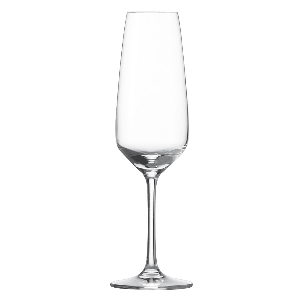 Набор из 6 фужеров для шампанского 283 мл SCHOTT ZWIESEL Taste арт. 115 674-6Бокалы и стаканы<br>Набор из 6 фужеров для шампанского 283 мл SCHOTT ZWIESEL Taste арт. 115 674-7<br><br>вид упаковки: подарочнаявысота (см): 23.1диаметр (см): 7.0материал: хрустальное стеклоназначение: для шампанскогообъем (мл): 283предметов в наборе (штук): 6страна: Германия<br>Серия бокалов Taste отличается более четкими линиями, утонченностью дизайна и великолепным исполнением. Как и вся продукция всемирно известного бренда Schott Zwiesel, бокалы Taste обладают высокой прочностью хрустального стекла Tritan, идеальной прозрачностью, ярким блеском и особым сиянием.<br>В коллекции представлены элегантные бокалы для белого и красного вина и фужеры для шампанского.<br>Изделия предлагаются в наборах из шести предметов. Сужающиеся кверху края бокала прекрасно сохраняют вкус аромат благородных напитков, насыщая их кислородом и не давая вину выдохнуться. Классическая форма тюльпана и изысканная утонченная ножка идеально вписывается в любую сервировку, создавая за столом атмосферу праздника.<br>