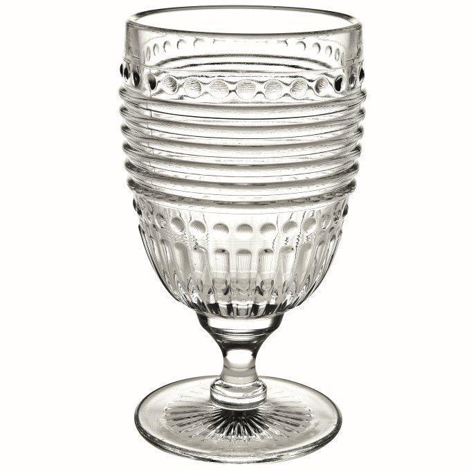 Campania Серия стекла Campania (Casa Alegre)<br>Campania Бокал для воды прозрачный<br>Высота 148 мм, емкость 305 мл<br>Материал - стекло<br>Бренд Casa Alegre<br>Производитель: Vista Alegre Atlantis, Португалия<br>