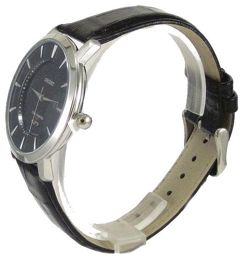 Orient WF01006B / FWF01006B0 - мужские наручные часыORIENT<br><br><br>Бренд: ORIENT<br>Модель: ORIENT WF01006B<br>Артикул: WF01006B<br>Вариант артикула: FWF01006B0<br>Коллекция: None<br>Подколлекция: None<br>Страна: Япония<br>Пол: мужские<br>Тип механизма: кварцевые<br>Механизм: None<br>Количество камней: None<br>Автоподзавод: None<br>Источник энергии: от солнечной батареи<br>Срок службы элемента питания: None<br>Дисплей: стрелки<br>Цифры: отсутствуют<br>Водозащита: WR 50<br>Противоударные: None<br>Материал корпуса: нерж. сталь<br>Материал браслета: кожа (не указан)<br>Материал безеля: None<br>Стекло: минеральное<br>Антибликовое покрытие: None<br>Цвет корпуса: None<br>Цвет браслета: None<br>Цвет циферблата: None<br>Цвет безеля: None<br>Размеры: 40x8.5 мм<br>Диаметр: None<br>Диаметр корпуса: None<br>Толщина: None<br>Ширина ремешка: None<br>Вес: None<br>Спорт-функции: None<br>Подсветка: None<br>Вставка: None<br>Отображение даты: число<br>Хронограф: None<br>Таймер: None<br>Термометр: None<br>Хронометр: None<br>GPS: None<br>Радиосинхронизация: None<br>Барометр: None<br>Скелетон: None<br>Дополнительная информация: None<br>Дополнительные функции: None
