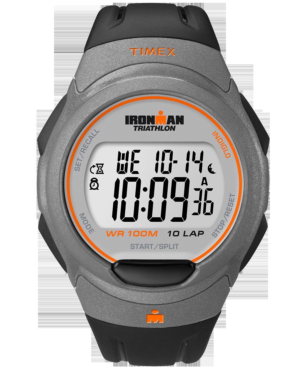 Timex T5K607 - унисекс наручные часы из коллекции IronmanTimex<br><br><br>Бренд: Timex<br>Модель: Timex T5K607<br>Артикул: T5K607<br>Вариант артикула: None<br>Коллекция: Ironman<br>Подколлекция: Traditional 10-Lap Full-Size<br>Страна: США<br>Пол: унисекс<br>Тип механизма: кварцевые<br>Механизм: None<br>Количество камней: None<br>Автоподзавод: None<br>Источник энергии: от батарейки<br>Срок службы элемента питания: None<br>Дисплей: цифры<br>Цифры: None<br>Водозащита: WR 100<br>Противоударные: None<br>Материал корпуса: пластик<br>Материал браслета: каучук<br>Материал безеля: None<br>Стекло: минеральное<br>Антибликовое покрытие: None<br>Цвет корпуса: None<br>Цвет браслета: None<br>Цвет циферблата: None<br>Цвет безеля: None<br>Размеры: 41x12 мм<br>Диаметр: 41 мм<br>Диаметр корпуса: None<br>Толщина: None<br>Ширина ремешка: None<br>Вес: None<br>Спорт-функции: секундомер, таймер обратного отсчета<br>Подсветка: None<br>Вставка: None<br>Отображение даты: вечный календарь, число, месяц, день недели<br>Хронограф: None<br>Таймер: None<br>Термометр: None<br>Хронометр: None<br>GPS: None<br>Радиосинхронизация: None<br>Барометр: None<br>Скелетон: None<br>Дополнительная информация: повтор сигнала будильника<br>Дополнительные функции: второй часовой пояс, будильник