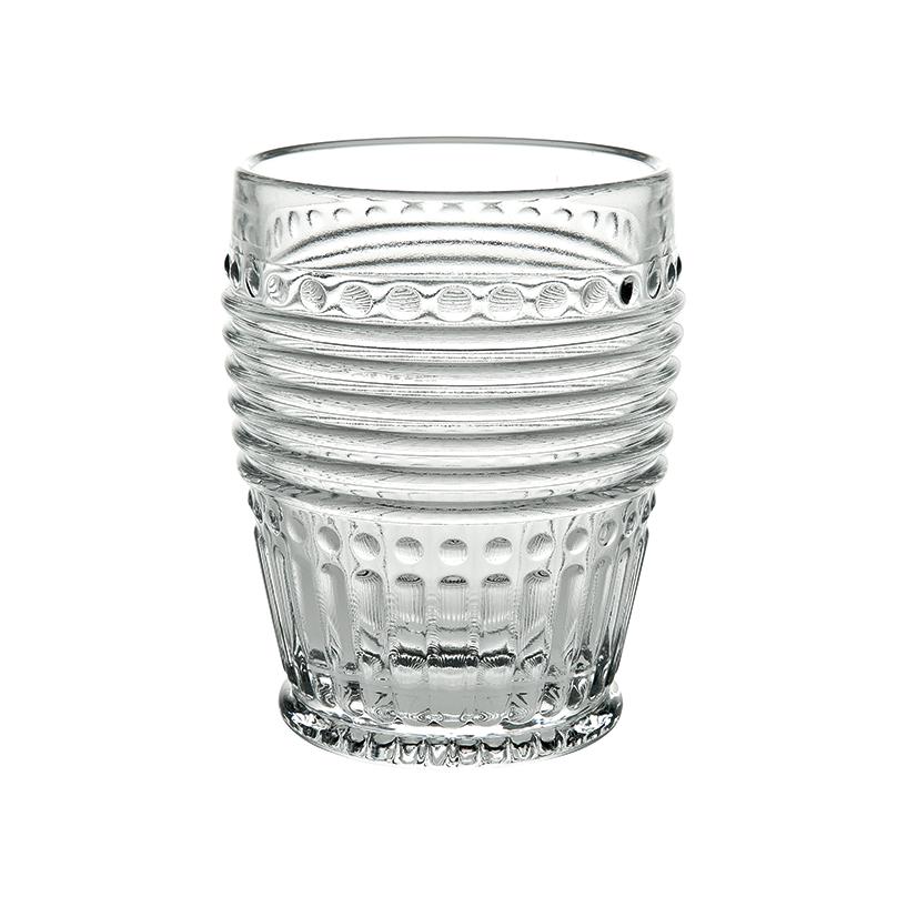 Campania Серия стекла Campania (Casa Alegre)<br>Campania Стакан прозрачный<br>Высота 109 мм, емкость 335 мл<br>Материал - стекло<br>Бренд Casa Alegre<br>Производитель: Vista Alegre Atlantis, Португалия<br>