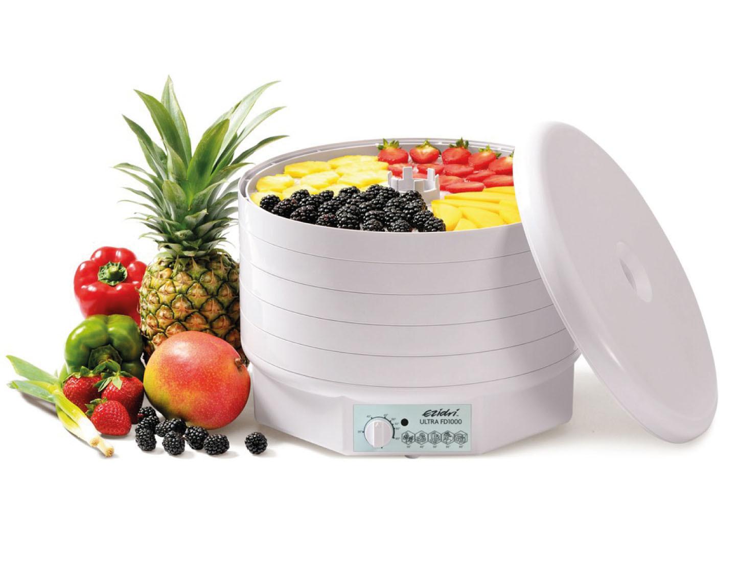 Устройства для сушки фруктов в домашних условиях