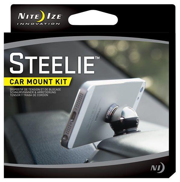 автомобильный держатель Nite Ize Steelie Car Mount Kit купить