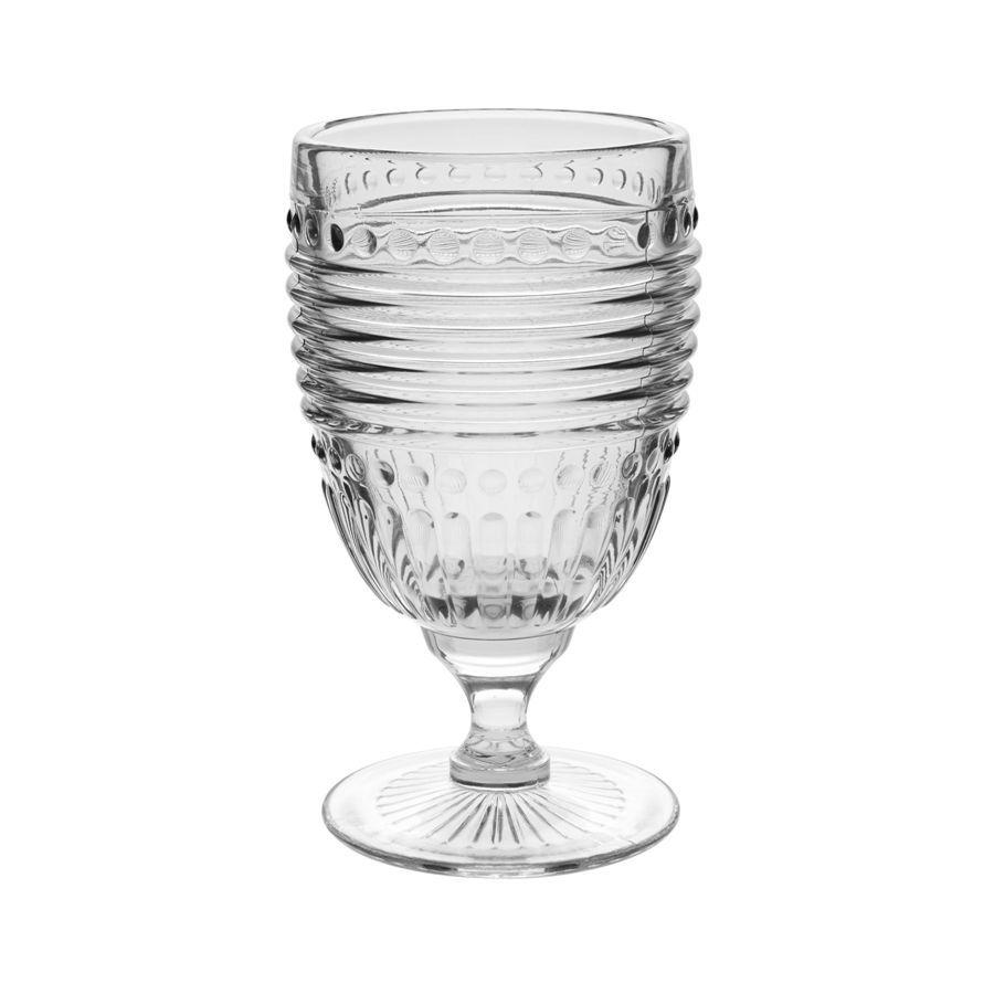 Campania Стекло Casa Alegre, Португалия<br>Campania Бокал для вина прозрачный<br>Высота 137 мм, емкость 210 мл<br>Материал - стекло<br>Бренд Casa Alegre<br>Производитель: Vista Alegre Atlantis, Португалия<br>