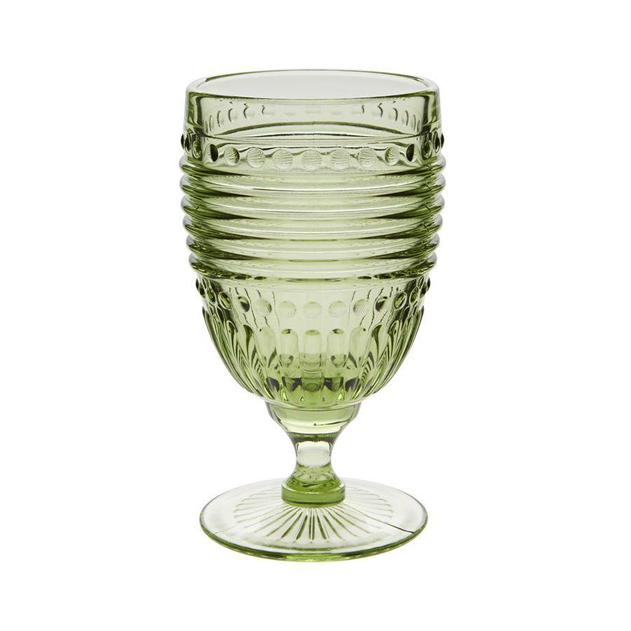 Campania Стекло Casa Alegre, Португалия<br>Campania Бокал для вина цвет Эмеральд (зеленый)<br>Высота 137 мм, емкость 210 мл<br>Материал - стекло<br>Бренд Casa Alegre<br>Производитель: Vista Alegre Atlantis, Португалия<br>