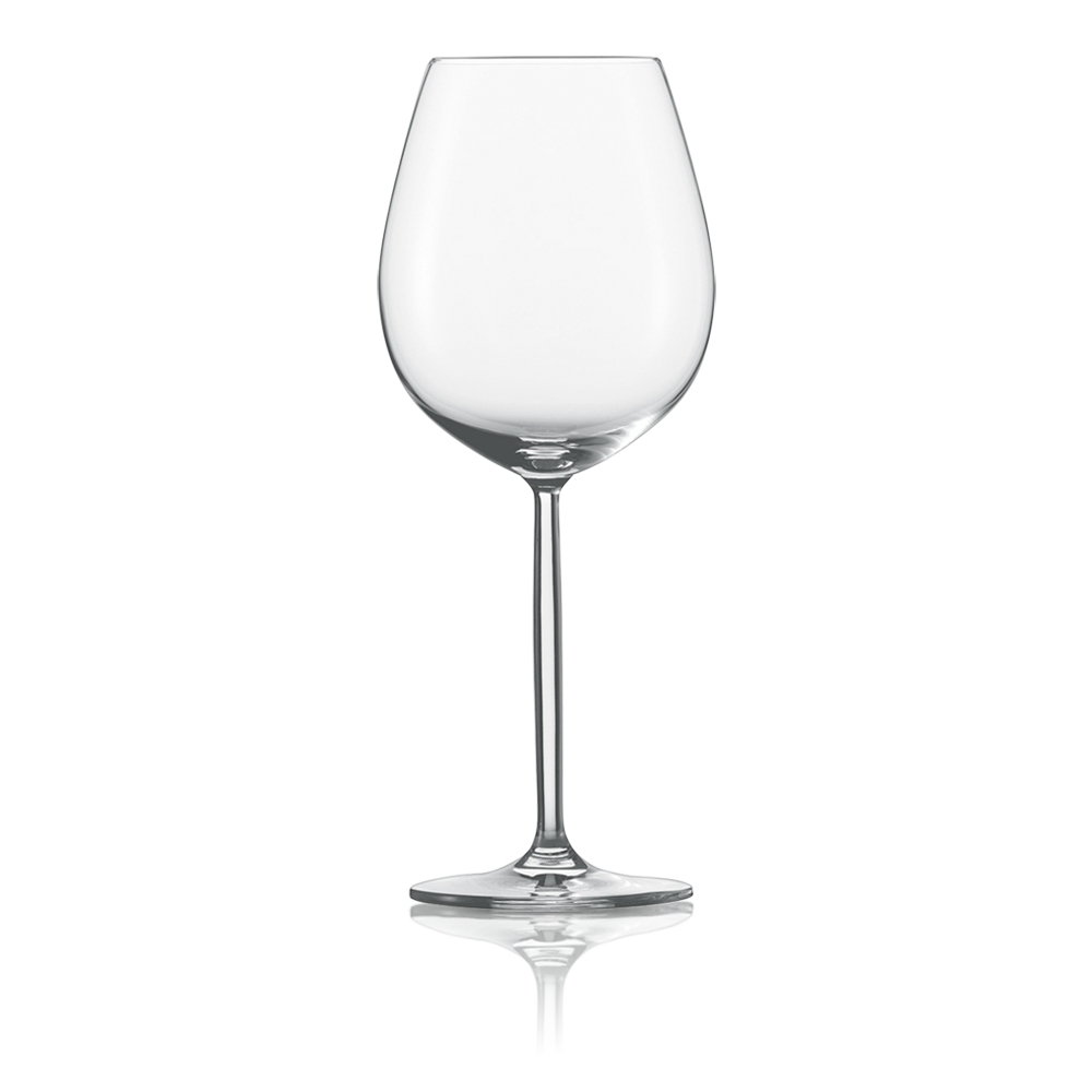 Набор из 6 бокалов для воды / красного вина 612 мл SCHOTT ZWIESEL Diva арт. 104 096-6Бокалы и стаканы<br>Набор из 6 бокалов для воды / красного вина 612 мл SCHOTT ZWIESEL Diva арт. 104 096-7<br><br>вид упаковки: подарочнаявысота (см): 24.7диаметр (см): 10.0материал: хрустальное стеклоназначение: для красного вина/водыобъем (мл): 613предметов в наборе (штук): 6страна: Германия<br>Элегантные рюмки и бокалы на высоких тонких ножках серии Diva — воплощение классических форм и безупречного стиля. Эта красивая и практичная коллекция создана для разнообразных вин: белых и красных, молодых и зрелых, легких и крепких.<br>Изящный дизайн и удобные формы рюмок, бокалов и фужеров серии Diva позволит вам приятно насладиться любимым напитком, смакуя его маленькими глотками.<br>Кажущаяся хрупкость этих изделий обманчива: тритановое стекло, из которого они изготовлены, обладает невероятной прочностью, что позволяет использовать их ежедневно и мыть в посудомоечной машине, не опасаясь, что они разобьются или потеряют прозрачность и первозданный блеск.<br>