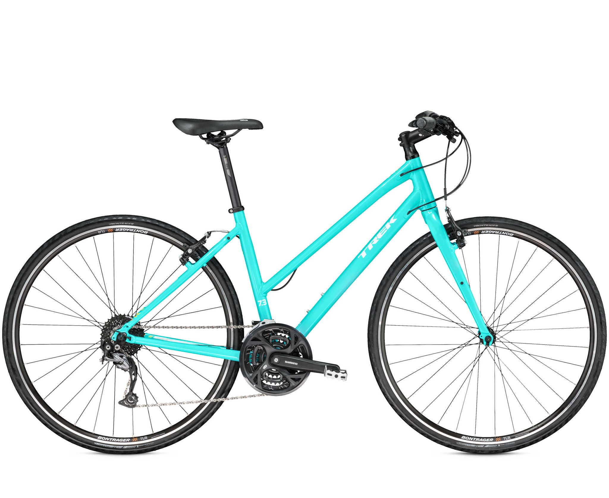 Trek 7.3 FX Womens Low (2016)Городские<br><br>
