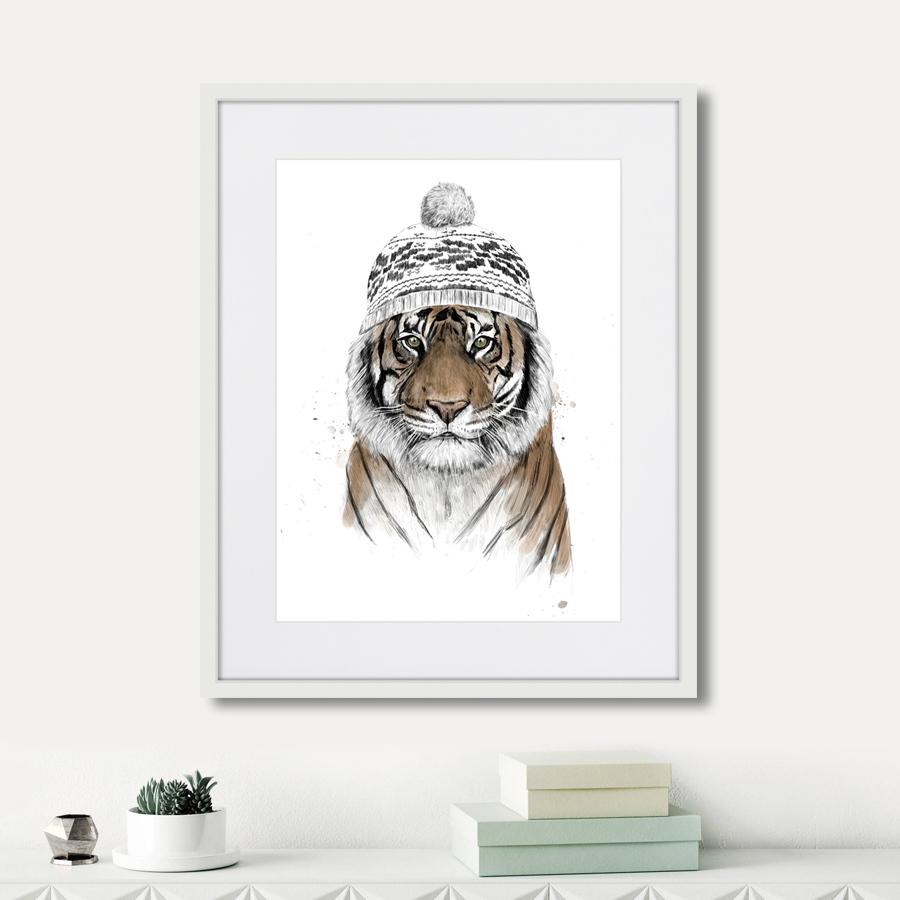 Siberian Tiger №1