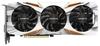 GIGABYTE GeForce GTX 1080 Ti 1544Mhz PCI-E 3.0 11264Mb 11010Mhz 352 bit DVI HDMI HDCP Gaming OCGeForce<br>Тип видеокарты: офисная/игроваяГрафический процессор: NVIDIA GeForce GTX 1080 TiКод производителя: GV-N108TGAMING OC-11GИнтерфейс: PCI-E 16x 3.0Кодовое название графического процессора: GP102-300-A1Техпроцесс: 16 нмКоличество поддерживаемых мониторов: 4Максимальное разрешение: 7680x4320<br><br>Частота графического процессора: 1544 МГцОбъем видеопамяти: 11264 МбТип видеопамяти: GDDR5XЧастота видеопамяти: 11010 МГцРазрядность шины видеопамяти: 352 битПоддержка режима SLI/CrossFire: есть<br><br>Разъемы: DVI-D, поддержка HDCP, HDMI, DisplayPort x3Версия HDMI: 2.0bВерсия DisplayPort: 1.4<br>Число универсальных процессоров: 3584Версия шейдеров: 5.0Число текстурных блоков: 224Число блоков растеризации: 88Максимальная степень анизотропной фильтрации: 16xПоддержка стандартов: DirectX 12, OpenGL 4.5<br>Поддержка CUDA: есть, версия 6.1Поддержка Vulkan: естьВерсия OpenCL: 1.2Необходимость дополнительного питания: да, 8 pin + 6 pinРекомендуемая мощность блока питания: 600 ВтTDP: 250 ВтДизайн системы охлаждения: кастомныйКоличество вентиляторов: 3Размеры (ШxВxТ): 280x114x41 ммКоличество занимаемых слотов: 2<br>OC mode: частота видеопроцессора Boost - 1657 МГц; Gaming mode: частота видеопроцессора - 1518 МГц (Boost - 1632 МГц)<br>
