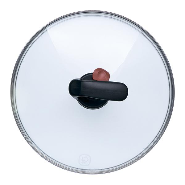 Крышка Rondell с автоматическим клапаном 26 см TFG-26Крышки Rondell<br>Крышка Rondell с автоматическим клапаном 26 см TFG-26<br><br>Диаметр: 26 см.<br>Автоматический клапан - регулирует степень выхода пара в зависимости от интенсивности кипения. Два режима приготовления. Режим OFF для тушения или томления. Крышка из термостойкого стекла с отверстием для выпуска пара. Ободок из нержавеющей стали предотвращает сколы на стекле. Прочная бакелитовая ручка. Упаковка - картонный рукав. Не подходит для использования в посудомоечных машинах. Не подходит для использования в духовке!<br>