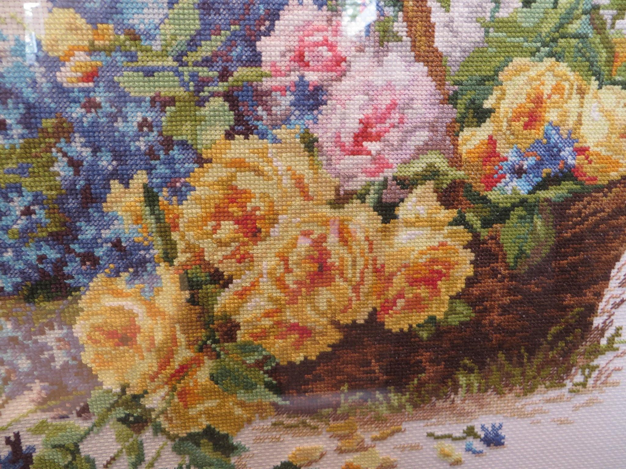 Алиса розы вышивка скачать 151