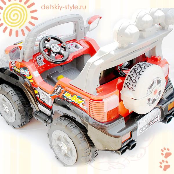 Электромобиль Kids Cars