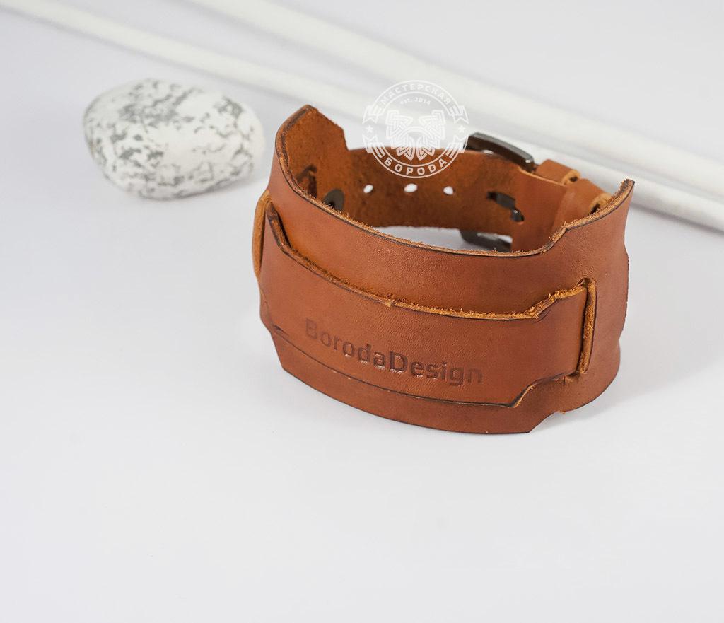 Кожаный браслет для женщин своими руками 602