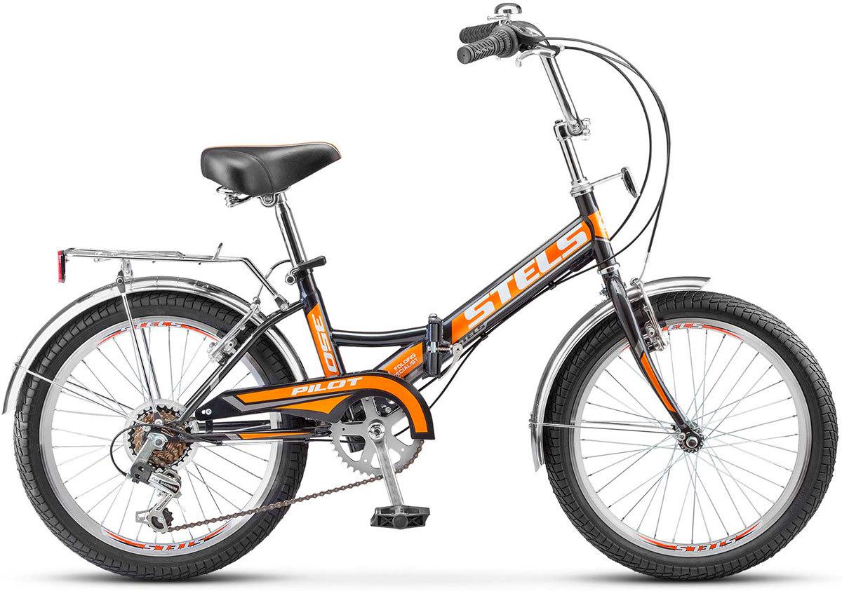 Stels Pilot 350 (2017)Велосипеды<br><br>