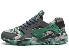 Кроссовки Мужские Nike Air Huarache Camo