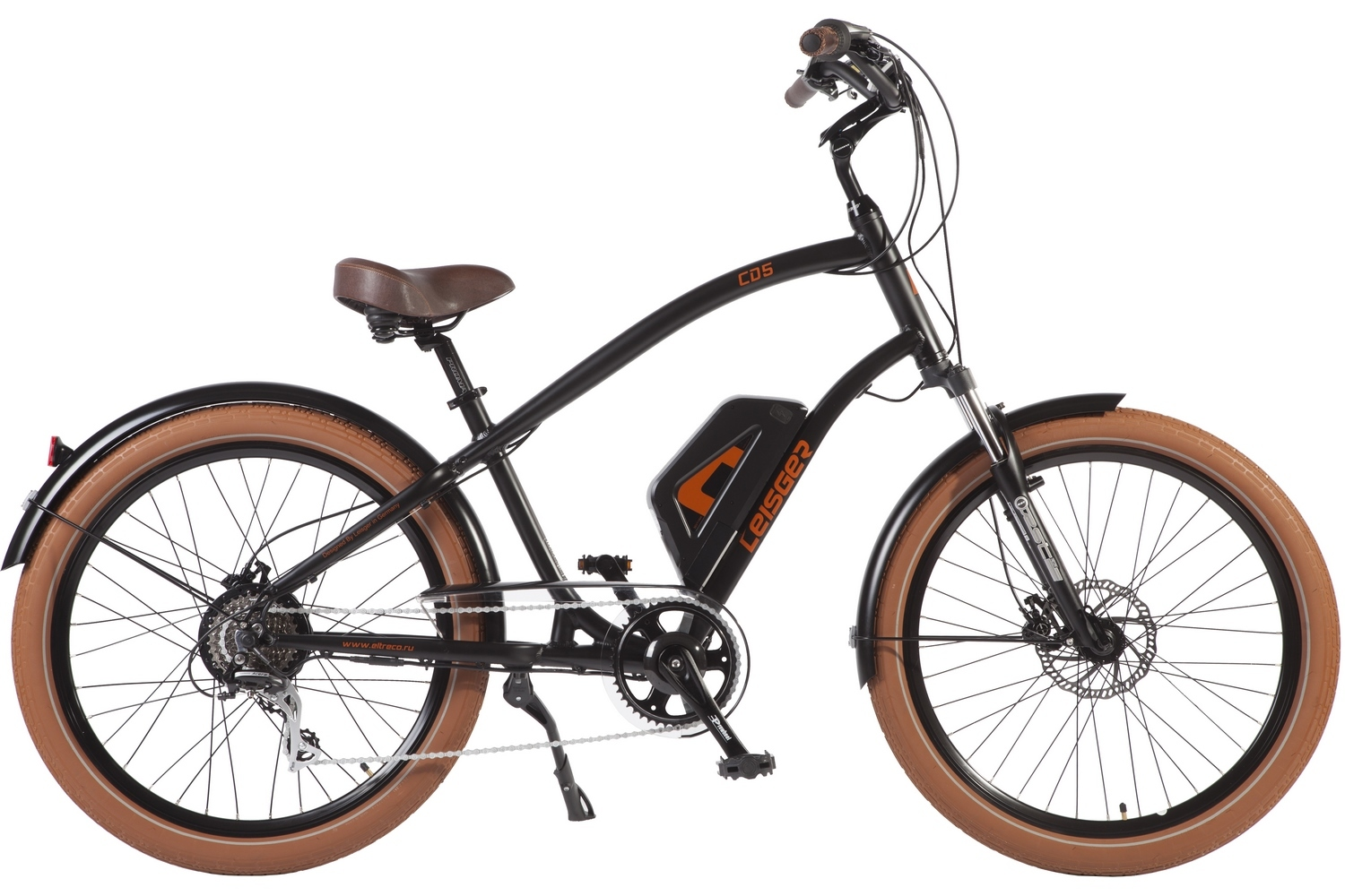 Eltreco Leisger CD5 Cruiser (2017)Городские<br><br>