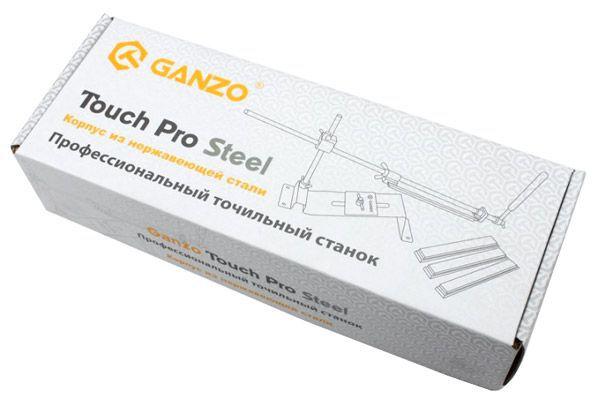 Точильный станок Ganzo Touch Pro Steel отзывы