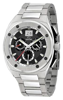 Jaguar J626_4 - мужские наручные часыJaguar<br><br><br>Бренд: Jaguar<br>Модель: Jaguar J626_4<br>Артикул: J626_4<br>Вариант артикула: None<br>Коллекция: None<br>Подколлекция: None<br>Страна: Швейцария<br>Пол: мужские<br>Тип механизма: кварцевые<br>Механизм: None<br>Количество камней: None<br>Автоподзавод: None<br>Источник энергии: None<br>Срок службы элемента питания: None<br>Дисплей: стрелки<br>Цифры: отсутствуют<br>Водозащита: WR 50<br>Противоударные: None<br>Материал корпуса: не указан<br>Материал браслета: не указан<br>Материал безеля: None<br>Стекло: минеральное<br>Антибликовое покрытие: None<br>Цвет корпуса: None<br>Цвет браслета: None<br>Цвет циферблата: None<br>Цвет безеля: None<br>Размеры: None<br>Диаметр: None<br>Диаметр корпуса: None<br>Толщина: None<br>Ширина ремешка: None<br>Вес: None<br>Спорт-функции: секундомер<br>Подсветка: дисплея<br>Вставка: None<br>Отображение даты: None<br>Хронограф: None<br>Таймер: None<br>Термометр: None<br>Хронометр: None<br>GPS: None<br>Радиосинхронизация: None<br>Барометр: None<br>Скелетон: None<br>Дополнительная информация: None<br>Дополнительные функции: None