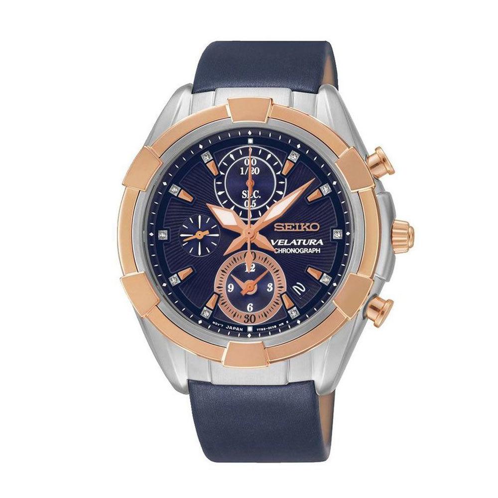 Наручные часы SeikoSeiko Velatura<br>Хронограф<br>