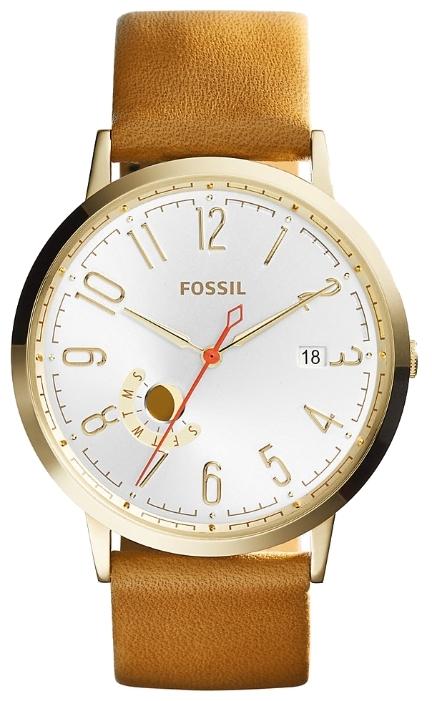 Fossil ES3750 - женские наручные часыFossil<br><br><br>Бренд: Fossil<br>Модель: Fossil ES3750<br>Артикул: ES3750<br>Вариант артикула: None<br>Коллекция: None<br>Подколлекция: None<br>Страна: США<br>Пол: женские<br>Тип механизма: кварцевые<br>Механизм: None<br>Количество камней: None<br>Автоподзавод: None<br>Источник энергии: от батарейки<br>Срок службы элемента питания: None<br>Дисплей: стрелки<br>Цифры: арабские<br>Водозащита: WR 50<br>Противоударные: None<br>Материал корпуса: нерж. сталь, полное покрытие корпуса<br>Материал браслета: кожа<br>Материал безеля: None<br>Стекло: минеральное<br>Антибликовое покрытие: None<br>Цвет корпуса: None<br>Цвет браслета: None<br>Цвет циферблата: None<br>Цвет безеля: None<br>Размеры: 40x9 мм<br>Диаметр: None<br>Диаметр корпуса: None<br>Толщина: None<br>Ширина ремешка: 20 см<br>Вес: None<br>Спорт-функции: None<br>Подсветка: None<br>Вставка: None<br>Отображение даты: число, день недели<br>Хронограф: None<br>Таймер: None<br>Термометр: None<br>Хронометр: None<br>GPS: None<br>Радиосинхронизация: None<br>Барометр: None<br>Скелетон: None<br>Дополнительная информация: None<br>Дополнительные функции: указатель фаз Луны
