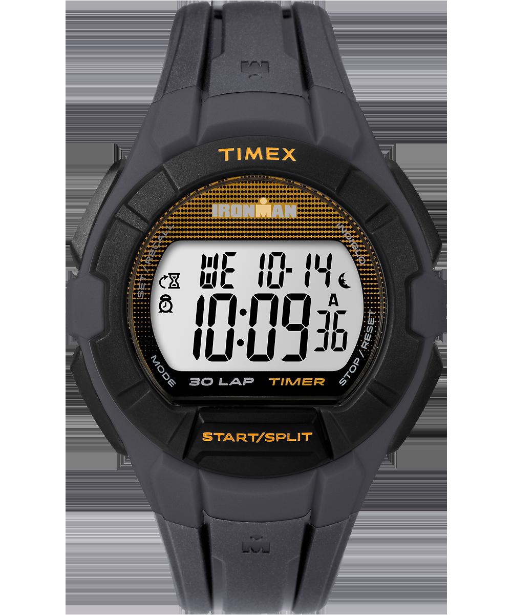 Timex TW5K95600 - мужские наручные часы из коллекции IronmanTimex<br><br><br>Бренд: Timex<br>Модель: Timex TW5K95600<br>Артикул: TW5K95600<br>Вариант артикула: None<br>Коллекция: Ironman<br>Подколлекция: Essential 30 Full-Size<br>Страна: США<br>Пол: мужские<br>Тип механизма: кварцевые<br>Механизм: None<br>Количество камней: None<br>Автоподзавод: None<br>Источник энергии: от батарейки<br>Срок службы элемента питания: None<br>Дисплей: цифры<br>Цифры: None<br>Водозащита: WR 100<br>Противоударные: None<br>Материал корпуса: пластик<br>Материал браслета: пластик<br>Материал безеля: None<br>Стекло: пластиковое<br>Антибликовое покрытие: None<br>Цвет корпуса: оранжевый<br>Цвет браслета: None<br>Цвет циферблата: None<br>Цвет безеля: None<br>Размеры: 42x11.5 мм<br>Диаметр: 42 мм<br>Диаметр корпуса: None<br>Толщина: 11.05 мм<br>Ширина ремешка: None<br>Вес: None<br>Спорт-функции: секундомер, таймер обратного отсчета<br>Подсветка: Indiglo<br>Вставка: None<br>Отображение даты: число, месяц, день недели<br>Хронограф: None<br>Таймер: None<br>Термометр: None<br>Хронометр: None<br>GPS: None<br>Радиосинхронизация: None<br>Барометр: None<br>Скелетон: None<br>Дополнительная информация: None<br>Дополнительные функции: второй часовой пояс, будильник